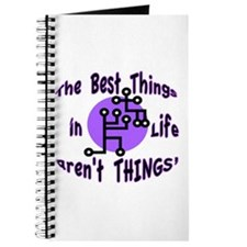 Best Things in Life Journal