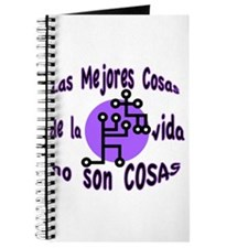 Best Things 2 SPANISH Journal