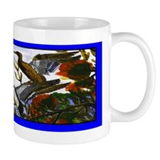 Ducks On take Off Mug