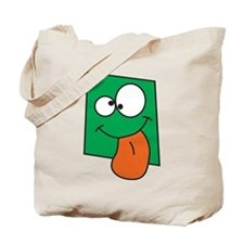 Goofy Face Tote Bag