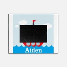 Personalizable Sailboat in the Sea Picture Frame