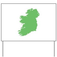 Ireland Yard Sign