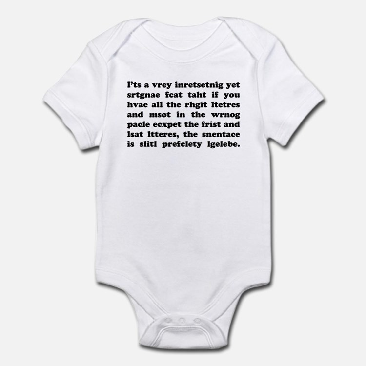 Mucking Fuddled Infant Bodysuit