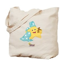 Star Bedtime Tote Bag
