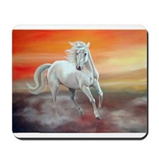 Wild and free Mousepad