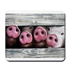 Four in a Row Mousepad