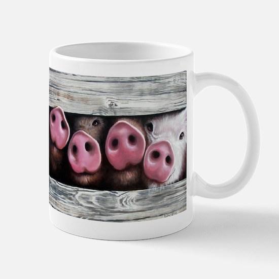 Four in a Row Mug