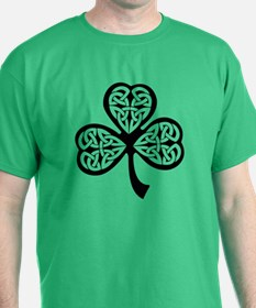 Celtic Shamrock T-Shirt