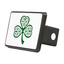 Celtic Shamrock Hitch Cover
