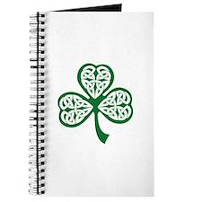 Celtic Shamrock Journal