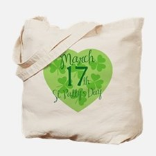 St. Patty's Day Tote Bag