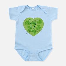 St. Patty's Day Infant Bodysuit