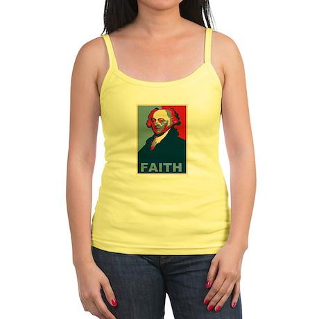 """John Adams """"Faith"""" Tank Top"""