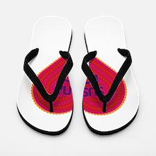 Susana Loves Me Flip Flops
