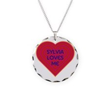 Sylvia Loves Me Necklace