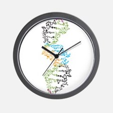 DNA Wall Clock