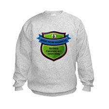 Sticky Piston Security Co. Sweatshirt
