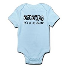 Cricket Designs Onesie