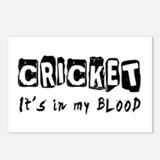 Cricket Designs Postcards (Package of 8)