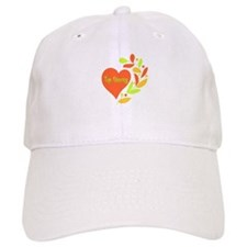 Tap Dancing Heart Baseball Cap