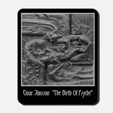 Birth Of Psyche Mousepad