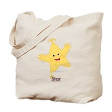 Star Waving Tote Bag