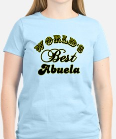 Best Abuela T-Shirt