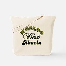 Best Abuela Tote Bag