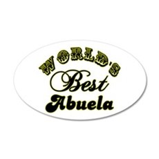 Best Abuela Wall Decal