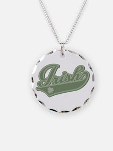 Irish [Baseball Style] Necklace