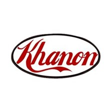 Khanom name Patches