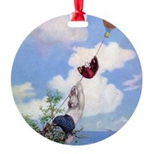 chicago lakeshore bears_SQ.png Ornament