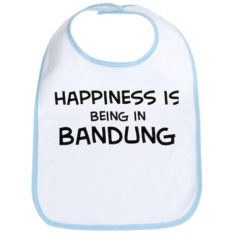 Happiness is Bandung Bib