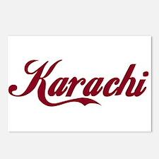 Karachi name Postcards (Package of 8)