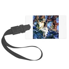 PARRISH GNOMES AND FAIRY PRINCESS_SQ.png Luggage Tag