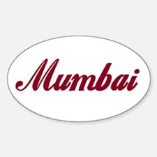 Mumbai name Decal