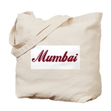 Mumbai name Tote Bag