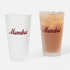 Mumbai name Drinking Glass