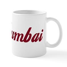 Mumbai name Small Mug