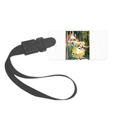 Goldilocks 10x14.png Luggage Tag
