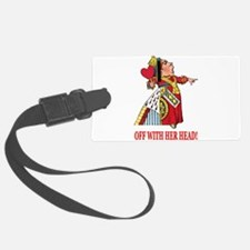 The Queen of Hearts Luggage Tag