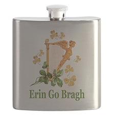IRISH HARP_ireland_ERINx.png Flask
