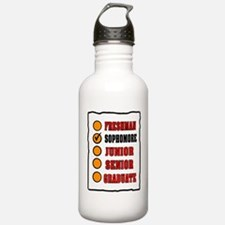 SOPHOMORE Water Bottle
