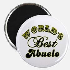 Best Abuelo Magnet