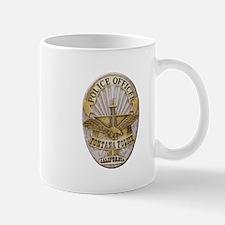 Fontana Police Mug