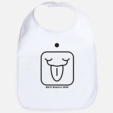 WHITE Magnetic WIND Bib