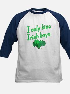 I Only Kiss Irish Boys Tee
