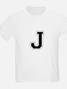 Collegiate Monogram J T-Shirt