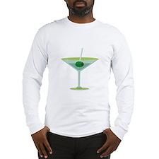 martini.png Long Sleeve T-Shirt