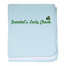 grandadsluckycharm.png baby blanket